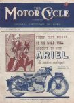 The Motor Cycle Magazine 2nd January 1947